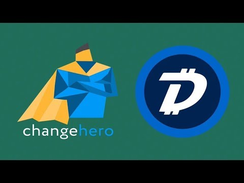 DigiByte (DGB) – Mass Adoption Coming! New Partner ChangeHero will Bring in the BULLS