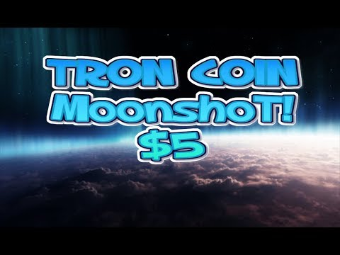 $5 TRON (TRX) New Dapp TronChat Will Make Us Moonshot! Heres why!