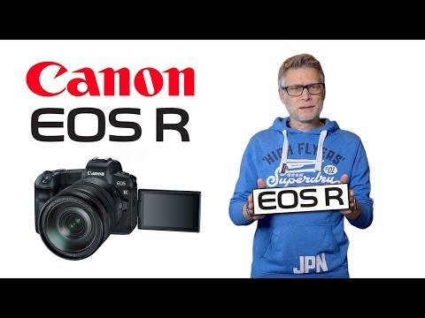 Die neue Canon EOS R: Die Daten, meine Gedanken & meine Meinung nach der heutigen Vorstellung