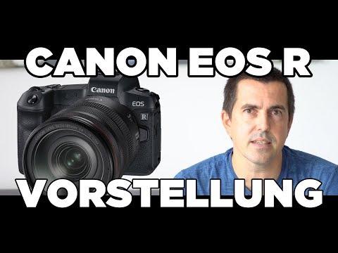 EOS R VORSTELLUNG – Was kann Sie? Vergleich zur Sony A7III und Nikon Z6 (deutsch)
