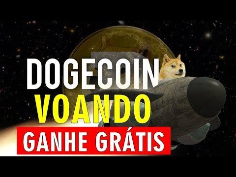 Sites para GANHAR DOGECOIN GRÁTIS | MOEDAS SUBINDO