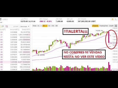 NO COMPRES NI VENDAS BITCOIN HASTA NO VER ESTE VÍDEO – NO COMETAS MAS ERRORES