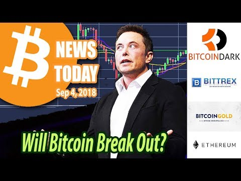 Bittrex Hating On Bitcoin Gold | Elon Musk Ethereum Scam | Bitcoin Dark Resurrected
