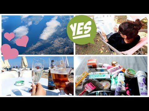 Vlog z Sopotu! Home tour i duże zakupy z  Rossmanna! || ADA GADA
