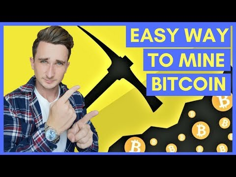 How To Mine Bitcoin – No Experience Needed (EASY METHOD)