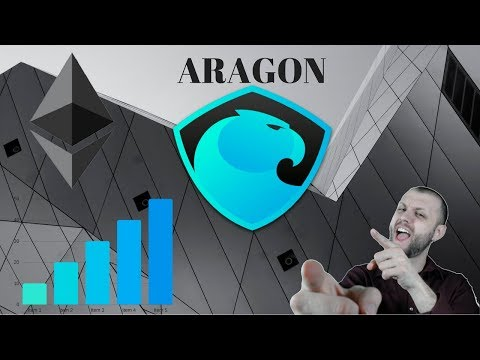 Aragon Crypto In A Nutshell | Decentralized Organisations