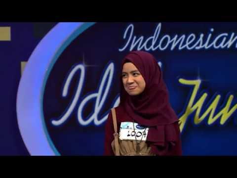 Ada Junior Cantik! Rizky Febian mendadak Gombal – Indonesian Idol Junior 2018