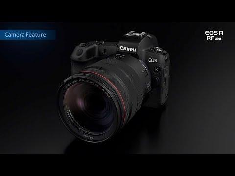 캐논 풀프레임 미러리스 카메라 EOS R 살까? 말까?