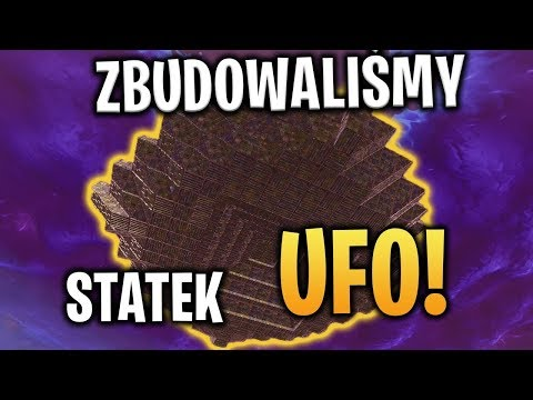 ZBUDOWALIŚMY OGROMNY STATEK UFO W FORTNITE! – *BCC MUST SEE THIS*!