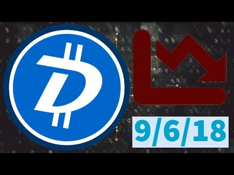 DigiByte(DGB) Price Analysis 9/6/18 (Downward Trend)