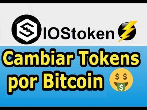 IOST Airdrop Como Cambiar los Tokens por Bitcoin o Ethereum