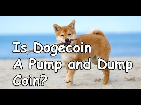 Is Dogecoin a pump and dump coin? Bitcoin / Altcoin News 9-6-18