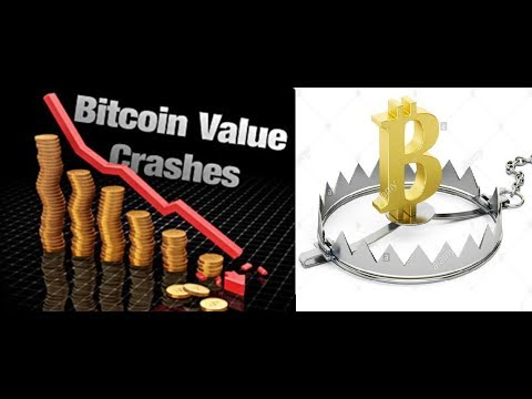 Bitcoin & Other Cryptocurrency Falls in Stock Value AGAIN!!