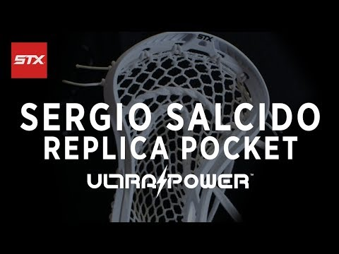 Sergio Salcido Replica Pocket Tutorial: STX Ultra Power