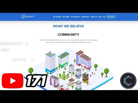 Invite Only Cryptocurrency & Blockchain | What is Merit Complete Overview | Earn Cryptocurrency