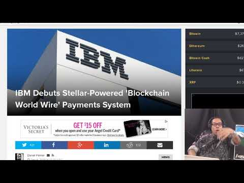 IOTA's Qubic 2018 Proof-of-Concept . IBM Debuts Stellar-Powered Blockchain World Wire. Bitcoin ETF