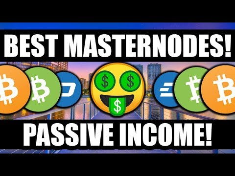 Best Masternode Buys For Any Price Range! 🤑 Passive Income! 💲 [Bitcoin/Cryptocurrency Strategy]