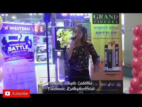 Chandelier – Sia | Alliyah Cadeliña