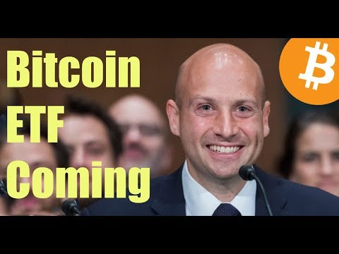 New SEC Commissioner Means Bitcoin ETF is Coming – Daily Bitcoin and Cryptocurrency News