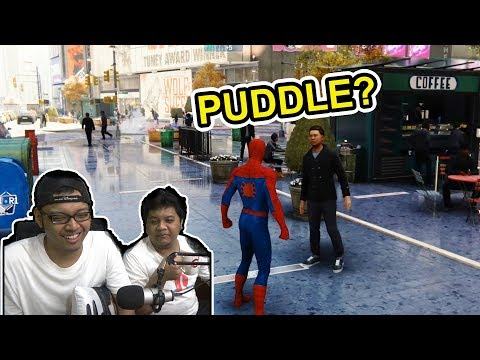 Ga Ada Becekan?, Bodo Amat! – Marvel Spiderman PS4 Bareng Bang Tara!