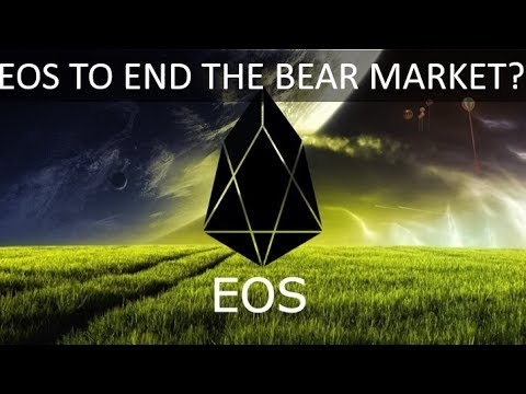 Why EOS MUST End The Bear Market