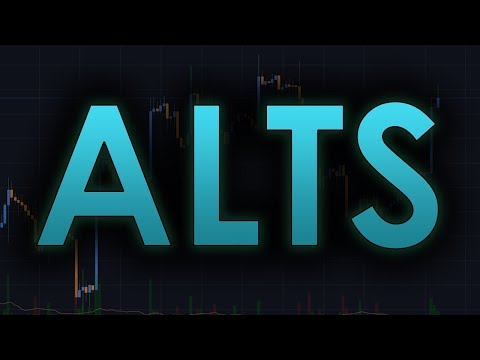 IS BITCOIN PAVING THE WAY FOR ALTS? – BTC/CRYPTOCURRENCY TRADING ANALYSIS