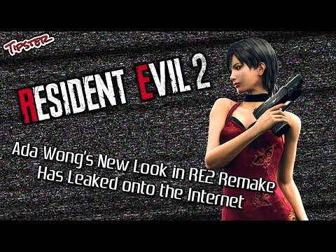 SPOILERS: Ada Wong's New Look in RE2 Remake Has Leaked onto the Internet