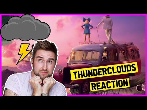 LSD – Thunderclouds (Official Video) ft. Sia, Diplo, Labrinth [REACTION] | thatsNathan