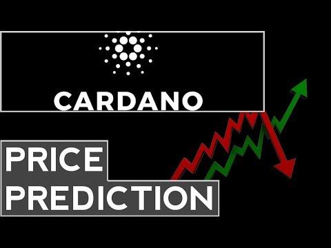 Cardano (ADA) price predictions: 2018 EOY & 2019 EOY