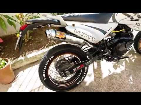 Sundown STX Motard 125 cc