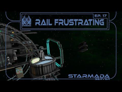Starmada Server — Ep. 17 (Rail Frustrating)