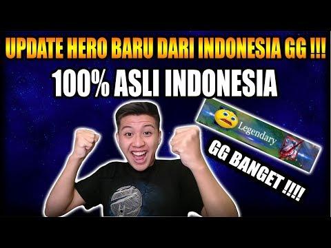 AKHIRNYA!!! UPDATE HERO BARU DARI INDONESIA ADA DI MOBA !!! – ARENA OF VALOR