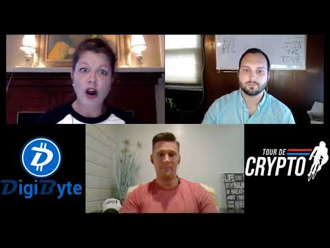 DigiByte and Tour De Crypto on How They're Making History for Crypto!