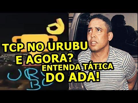 TCP FINALMENTE EXPULSOU ADA DO URUBU? ENTENDA TUDO