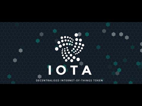 Que es IOTA ? y por que invertir en esta criptomoneda