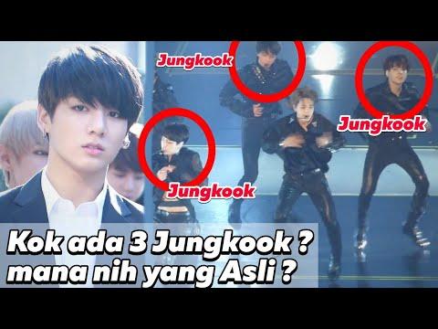 Kok ada 3 Jungkook diphoto ini, bikin ARMY Jungshook!