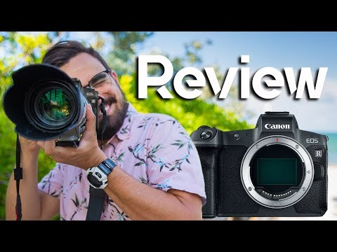 Canon EOS R Preview – Is it a Fail or is it Revolutionary ?