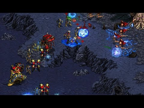 Bisu (P) v Zero (Z) on Neo Jade – StarCraft  – Brood War REMASTERED