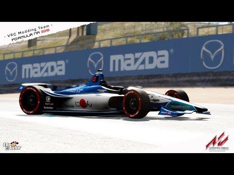 Assetto Corsa Formula NA 2018 by VRC – TEASER –