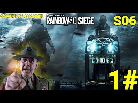 Rainbow Six Siege – S06 – #1 – Che la nabbaggine sia con me! – [HD – ITA]