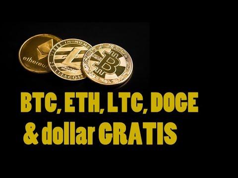 FREE DOLAR ,BTC ,ETH ,LTC ,DOGE CLOUD MINING
