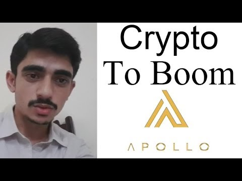 Crypto to boom … Apollo cryptocurrency …. Urdu/Hindi