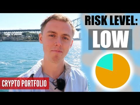 The Ideal LOW-RISK Cryptocurrency Portfolio