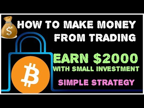 HOW TO MAKE MONEY FROM TRADING BITCOIN CRYPTOCURRENCY HINDI