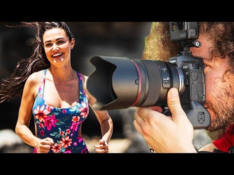 Canon EOS R Hands On PHOTO SHOOT | NOT What I EXPECTED… Switch to SONY?