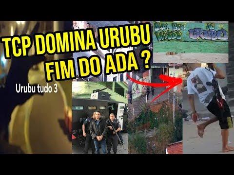 ? TCP PICHA MUROS E EXPULSA ADA DO MORRO DO URUBU