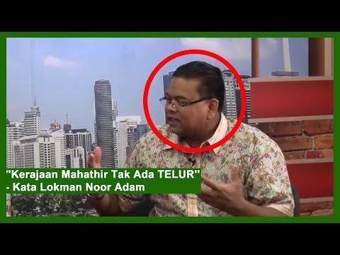 """Kerajaan Mahathir Tak Ada TELUR"" – Kata Lokman Noor Adam"