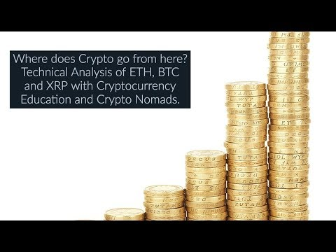 Where does Crypto go from here? Technical Analysis of BTC, ETH, NEO, XRP