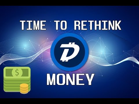 Time To Rethink Money – Think DigiByte DGB
