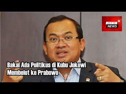 Bakal Ada Politikus di Kubu Jokowi Membelot ke Prabowo, PBS: Tunggu Tanggal Mainnya!
